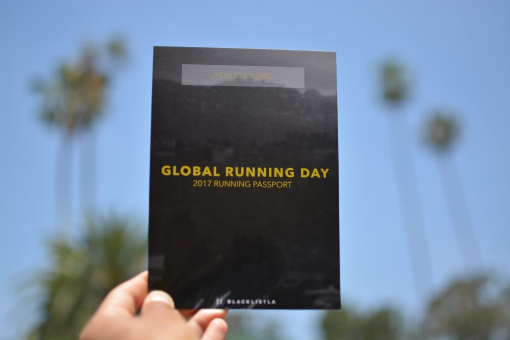 Global Running Day Run Details