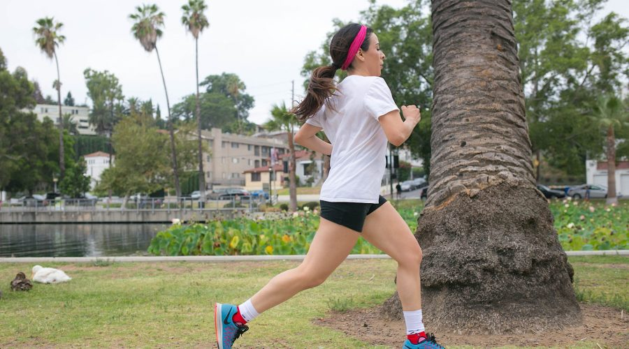 Meet Liss, The Artist Behind This Year's HBD LA 5K Medal