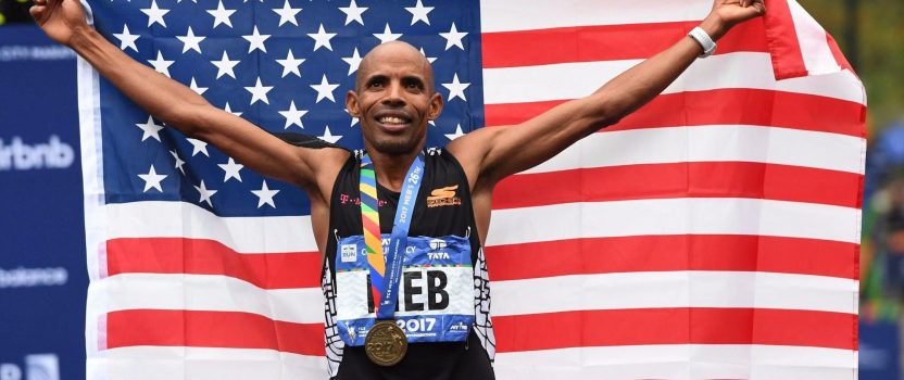 Meb: The Legend Says Goodbye
